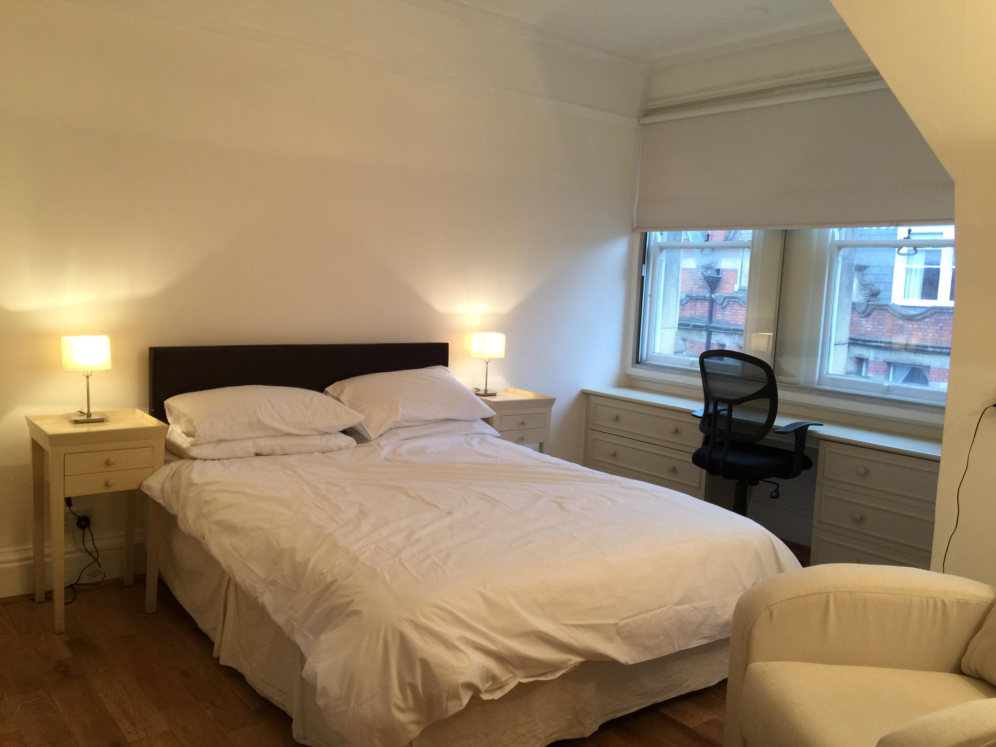 Marylebone - Second Bedroom
