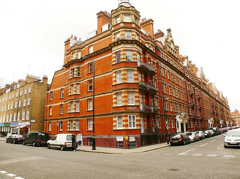 Marylebone - Exterior